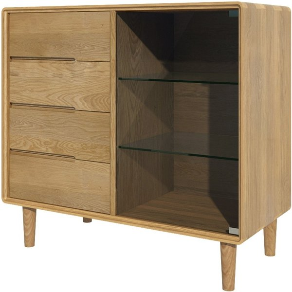Photo of Scandic small glazed chest