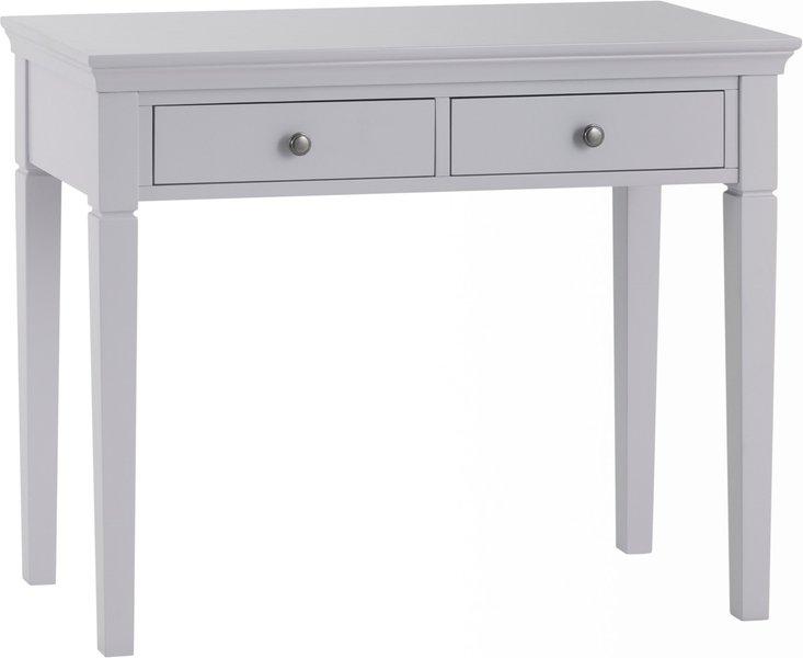 Photo of Simone grey dressing table