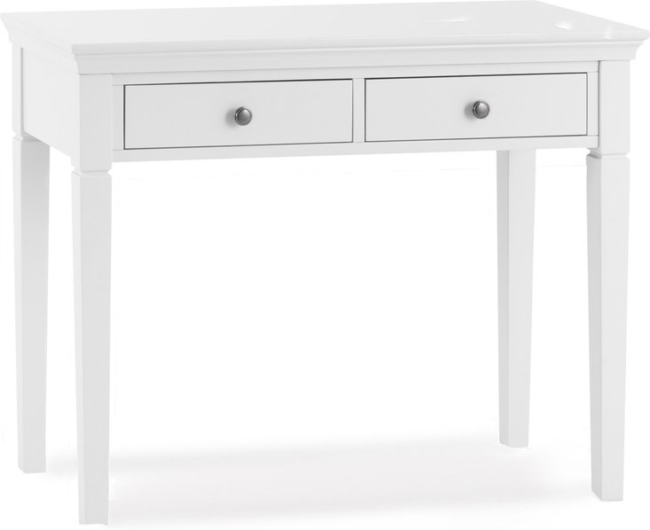 Photo of Brooklyn white dressing table