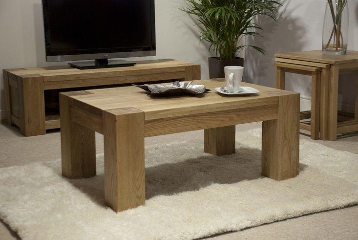Photo of Milan oak 3x2 coffee table
