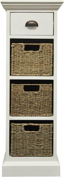 Photo of Pippa 1 drawer 3 basket unit