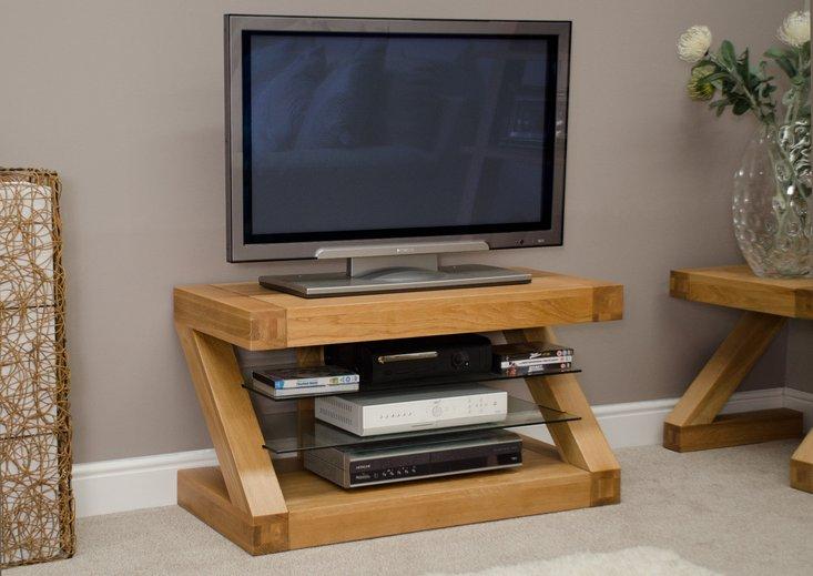 Photo of Infinity 90cm solid oak tv unit