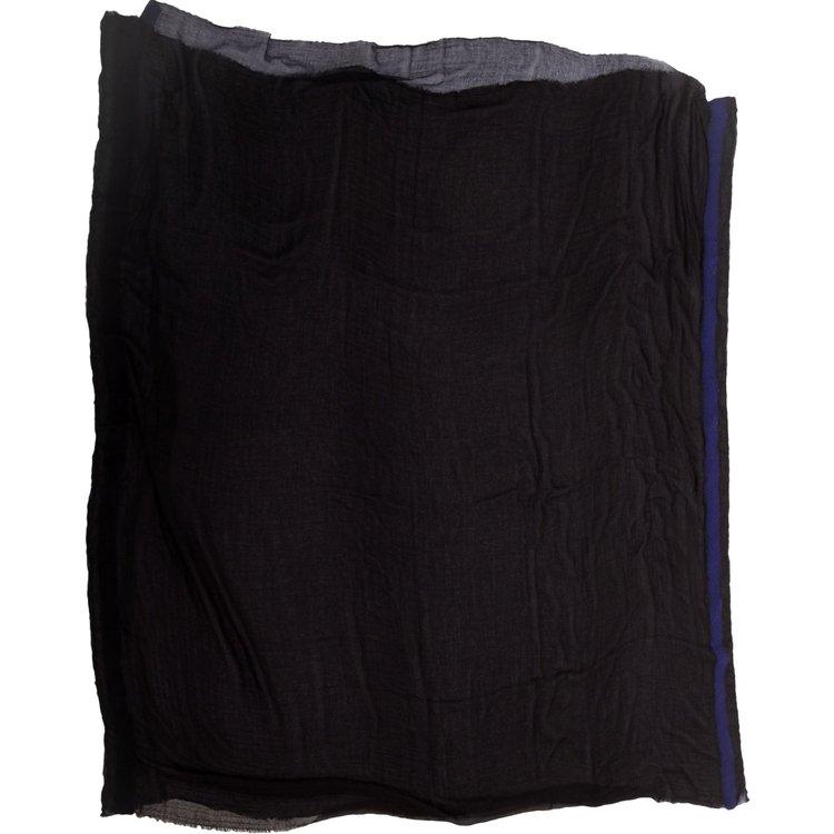 Artikel klicken und genauer betrachten! - Sommerliches Double Layer Tuch von Faliero Sarti.Dieses Designertuch ist aus leichtem schmeicheldem Stoff gefertigt. Eye Catcher sind die beiden gefilzten Streifen an der Ober- und Unterkante des Tuches. Dieses luftig leichte Tuch aus sommerlich leichtem Stoff verleiht Dir das perfekte Sommerfeeling.   im Online Shop kaufen