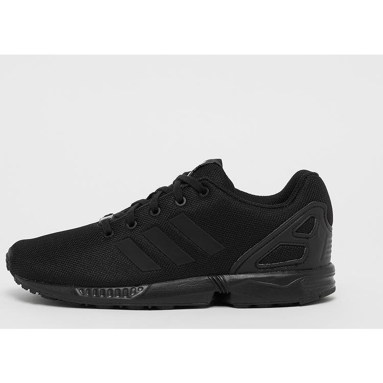 Artikel klicken und genauer betrachten! - Dieser minimalistische, schwarze Sneaker ist vom ZX 8000 Laufschuh inspiriert. Der Schuh für Kinder kommt mit einem Obermaterial aus leichtem Mesh.   im Online Shop kaufen