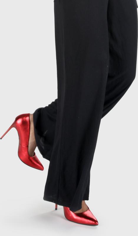 Artikel klicken und genauer betrachten! - Fashionistas aufgepasst! An dem Juliet Pump führt kein Weg vorbei. Sein einfarbiger Look und die spitz zulaufende Form sind perfekt aufeinander abgestimmt und betonen die modische Qualität des Absatzschuhs. Abgerundet wird das Design von einem 10,8 cm hohen Stilettoabsatz. Features: Lacklederimitat in Rot zum Reinschlüpfen 10,8 cm hoher Stilettoabsatz spitz zulaufende Form | im Online Shop kaufen