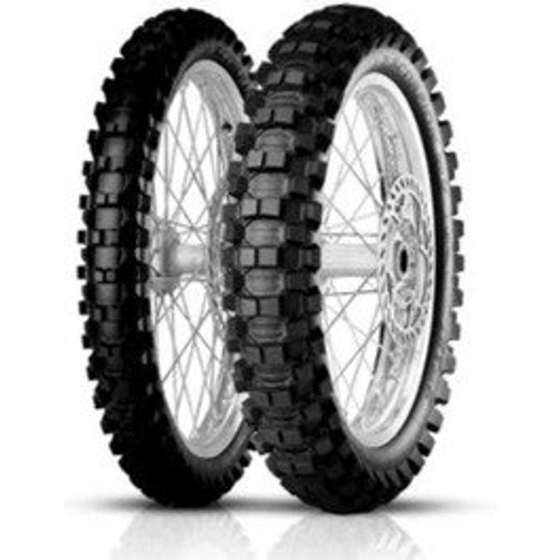 Pirelli Scorpion MX eXTra J ( 2.50-10 TT 33J NHS, koło przednie )