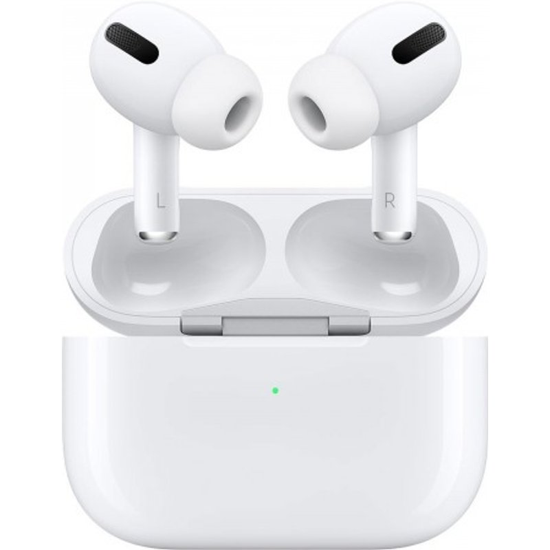 Apple AirPods Pro + Wireless Charging Case - In-Ear Kopfhörer - Weiß
