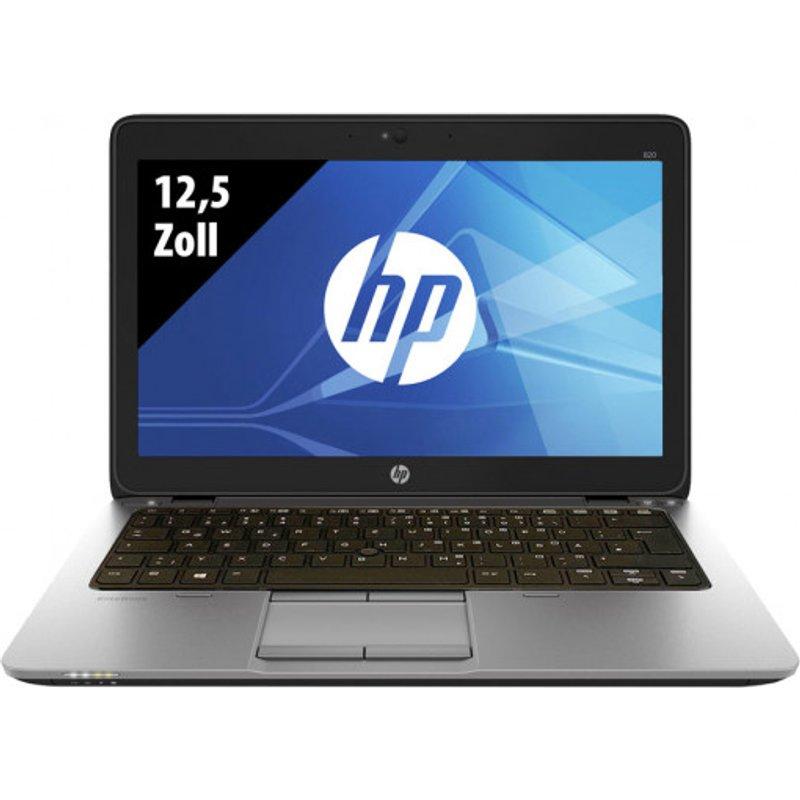 HP EliteBook 820 G3 - 12,5 Zoll - Core i5-6300U @ 2,4 GHz - 8GB RAM - 250GB SSD - WXGA (1366x768) - Webcam - Win10Pro