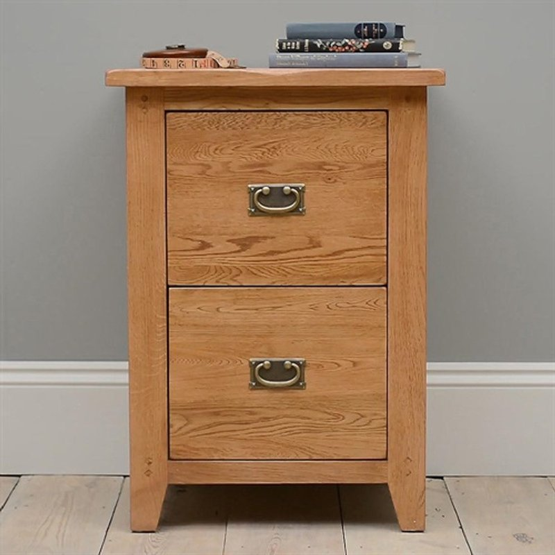 Photo of Oakland 2 Drawer Filing Cabinet