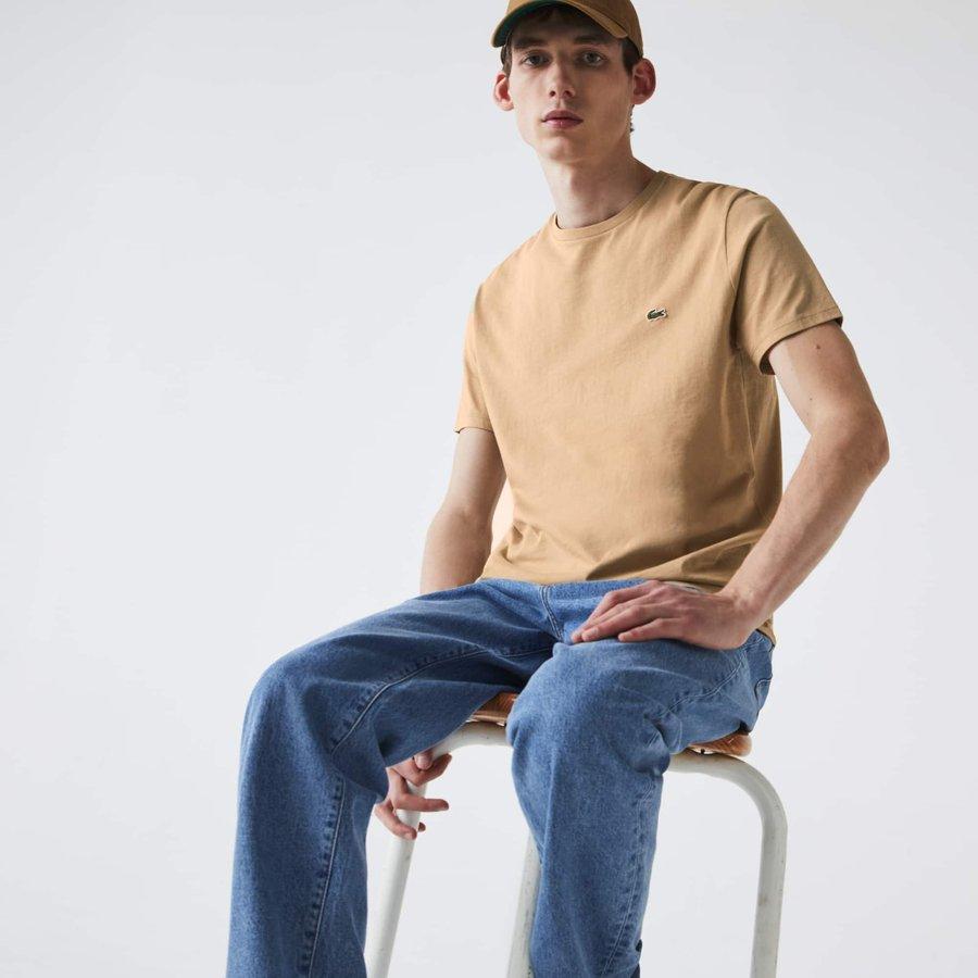 Artikel klicken und genauer betrachten! - Weicher Premium-Jersey und eine breite Farbpalette machen dieses Shirt unwiderstehlich. Ergänzen Sie Ihre persönliche Kollektion um dieses Glanzstück. | im Online Shop kaufen